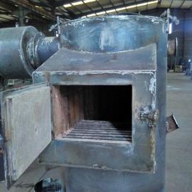 山东湛蓝环保热卖高效节能小型生活垃圾焚烧炉 环保垃圾焚烧炉