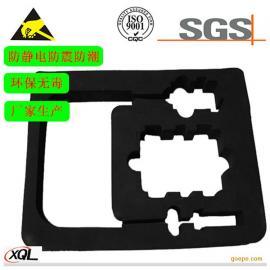 厂家生产一体成型的高密度XPE防静最泡棉托盘