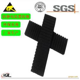密度极高韧性好的黑色防静电内衬