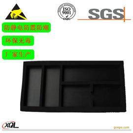 防震动实心高密度XPE泡棉包装盒