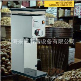 法国山度士43商用不锈钢大型磨咖啡豆、山度士SANTOS