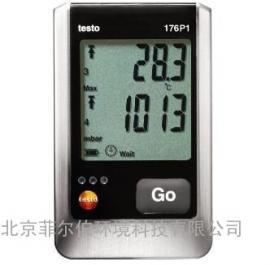 testo176-P1电子温湿度及大气压力记录仪
