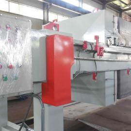 增强聚丙烯隔膜压榨厢式压滤机
