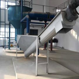 LSSF不锈钢砂水分离器使用寿命长