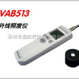 供应 UVAB-512 数字式紫外线照度计价格 科电厂家