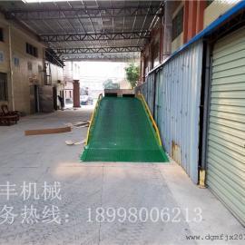 东坑镇装货登车桥|叉车卸货平台|东莞机械厂