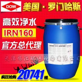 【中国区总代理】可耐高温型抛光树脂IRN160 罗门哈斯混合树脂