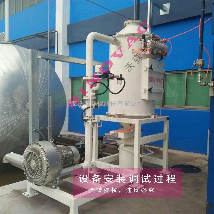 CVP高负压除尘系统粉尘治理设备