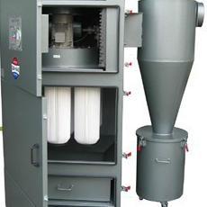 工业粉尘集尘机 滤筒布袋除尘器 离心复合式除尘机 旋风式除尘器