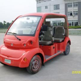杭州西湖景区供应5座电动观光车,看房四轮电瓶车