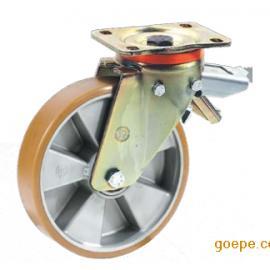 叉车辅助轮Tellure rota意大利原装进口脚轮,重载万向轮