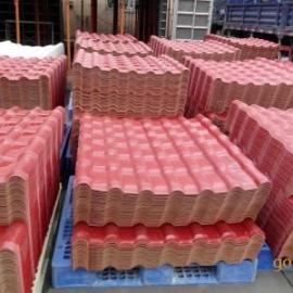 昆明树脂瓦生产厂家,云南鸿楚树脂瓦厂