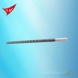 登封硅碳棒加热管螺纹硅碳棒厂家
