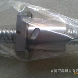 研磨丝杆现货精密螺母台湾C5丝杆加工磨制螺杆2510机床丝杆