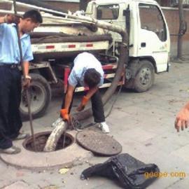 新洲区辛冲管道疏通清洗化粪池清理环卫车抽污水污泥