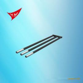 煜昊W型硅碳棒高温炉加热元件