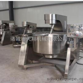 天翔厂家直销电磁加热行星搅拌炒锅食堂炒菜机质量优