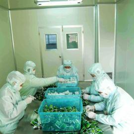 厂家专业承接BRC食品车间 药品车间无尘车间无菌室设计装修