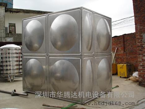 生产、销售、安装不锈钢水箱(深圳)水箱厂定制加工、现场安装!