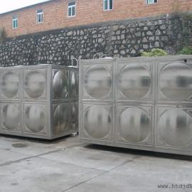 厂家供应组合式不锈钢保温水箱吨位齐全欢迎新老客户咨询订购