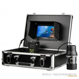专业水下摄像机,水下摄像头QX802