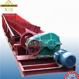江西洗矿机高岭土2RXL540单双螺旋洗矿机