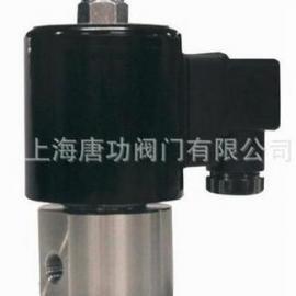 唐功供应直动式电磁阀 零压差不锈钢电磁阀 直动内