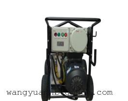 FS 21/28HT工业级高压热水泵清洗机-南昌高压清洗机