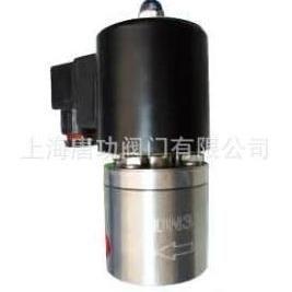 唐功ZC51HB管接不锈钢高压电磁阀 内螺纹高压电磁阀