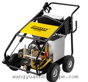 南昌FS 20/30工业级高压冷热水清洗机低价直销保修一年