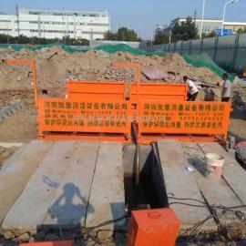 建筑工地可定制工地专用洗车机-重庆奉节县工程运输车洗轮机