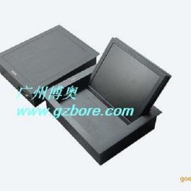 广州博奥BRZE-2L半嵌式含裸屏电动翻转器
