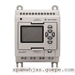 AB罗克韦尔Micro810可编程逻辑控制器系统