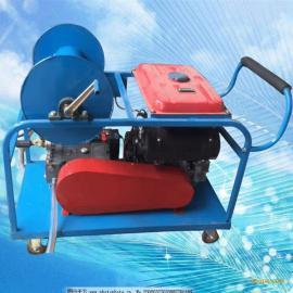 厂家直销超洁牌 cj-2250型 不锈钢耐腐蚀高压海水淡化高压清洗机