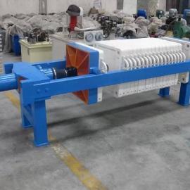 BMY450不锈钢板框压滤机 铸铁板框压滤机 厢式压滤机