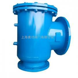 唐功RKG水泵扩散过滤器 吸入式扩散除污器 吸入式过滤器