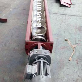 WLS无轴螺旋输送机生产厂家 南京凯普德 kapuder