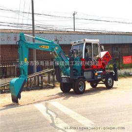 农用挖掘机/内蒙古小型农用挖掘机厂家