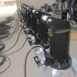 新正盛QJB2.2/8-320/3-740铸件式搅拌机