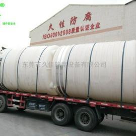 20立方混凝土外加�┐⒐� 久塑牌外加剂PE母液储罐厂家