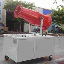 南昌建筑工地HYPWJ_2型50米除尘喷雾机