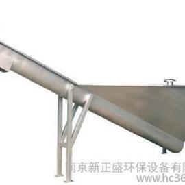 新正盛LSSF型不锈钢砂水分离器