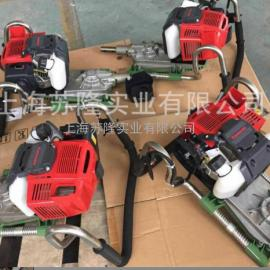 川崎挖树机 川崎HSW-53B便携式挖树机 进口动力小型挖树机