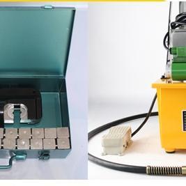 ZCO-300B电动液压钳6-300mm平方铜铝线压接机