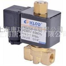唐功VXD22二位二通直动式电磁阀 螺杆空压机空压机