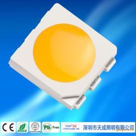 供应天成照明 5050暖白 LED灯贴片 LED发光二极管