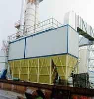 LHF型系列回转反吹袋式除尘器