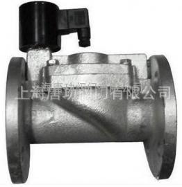 唐功DF-50F铸铁法兰电磁阀 常闭式水用电磁阀 消防水