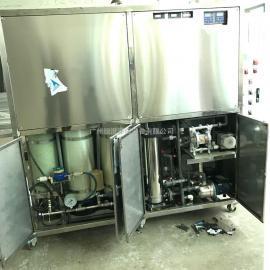 经济型不锈钢小型化工厂废水处理装置达标型