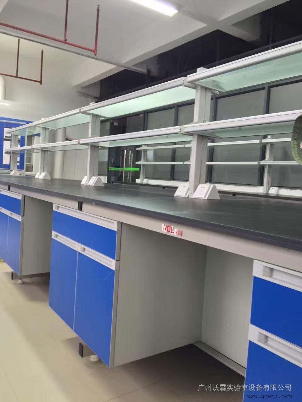 广州番禺化工实验室设计装修